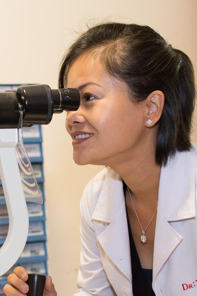 Dr. Tam T. Le, O.D.